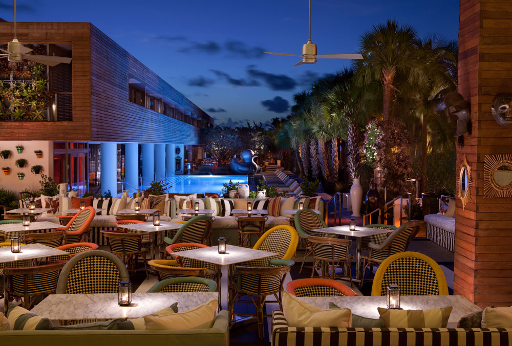 Travel Agent Hotel Discounts - SLS South Beach