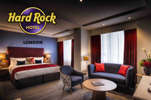 new hotel opening - hard rock