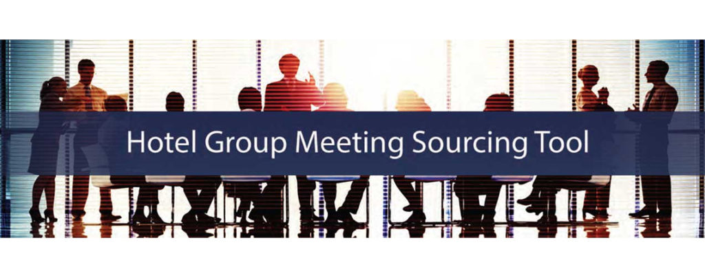 Hotel Group Meeting Sourcing Tool