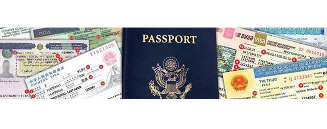 Passport & Visa Processing