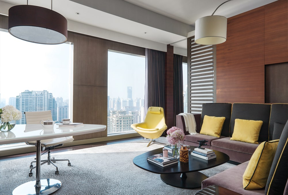The Langham Shanghai - Executive Suite_1000x676pix