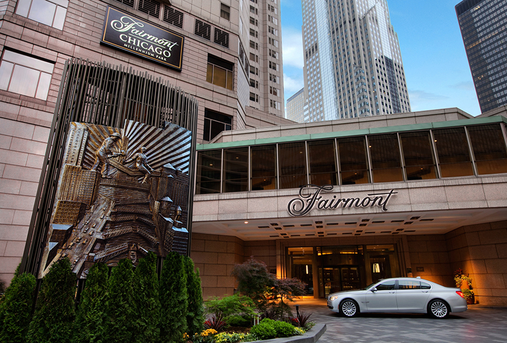 Fairmont Chicago - ABC Hot Dates 02.20