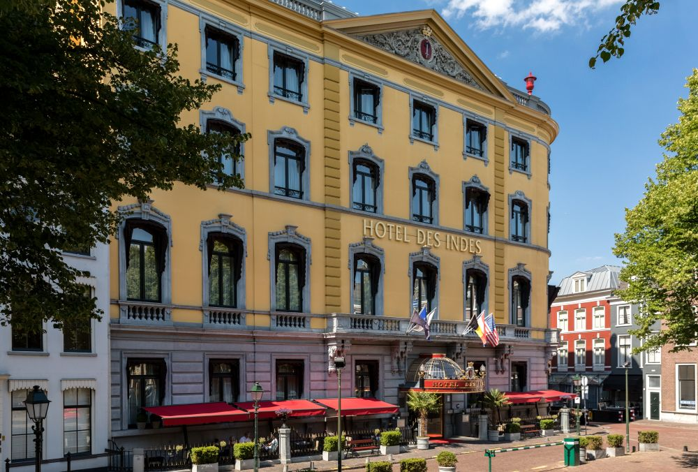 Hotel Des Indes - Hot Deal Submission