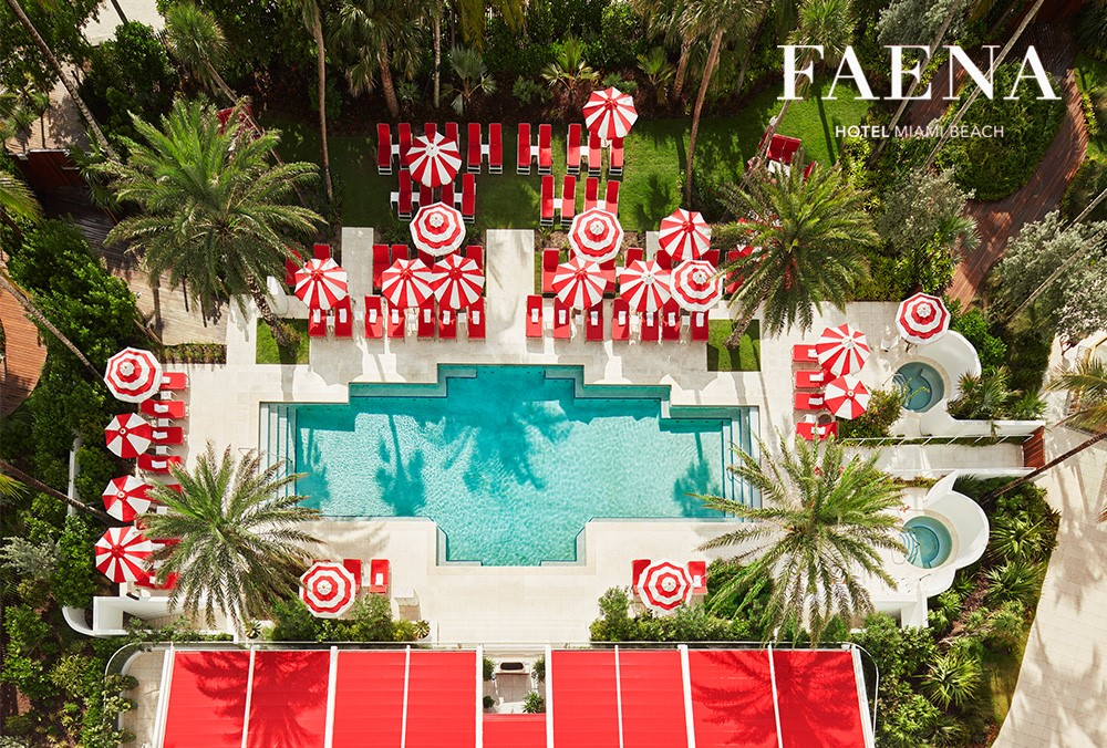 Faena Hotel Miami Beach Pool