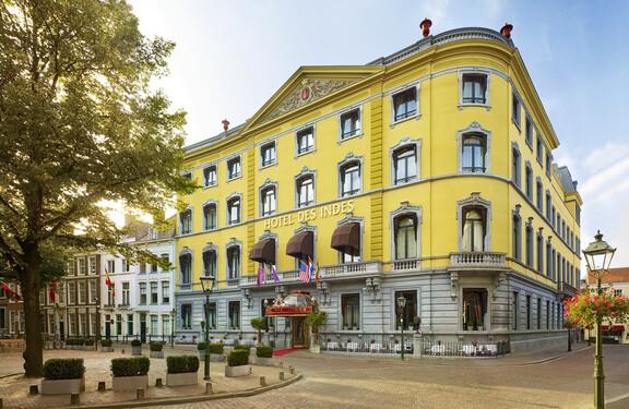 Hotel Des Indes - Exterior - lar