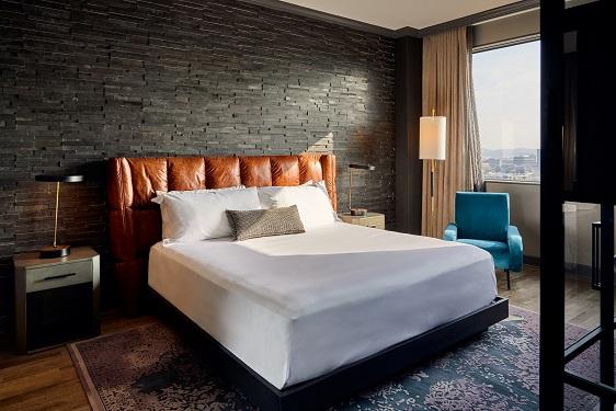 Loews Vanderbilt Hotel_Creator Lifestyle Suite - Bedroom_375pxh