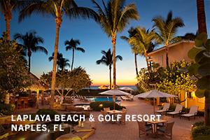LaPlaya Beach & Golf Resort, Naples FL