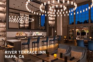 River Terrace Inn, Napa CA