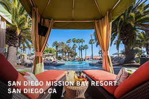 San Diego Mission Bay Resort, San Diego CA