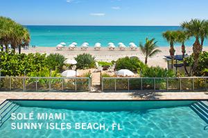 Sole Miami, Sunny Isles FL