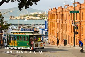 The Argonaut, San Francisco CA