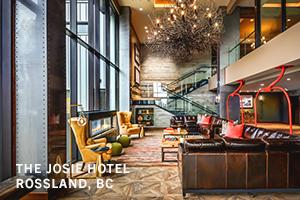 The Josie, Rossland Canada BC